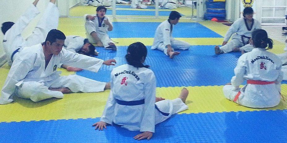 taekwondo adultos queretaro